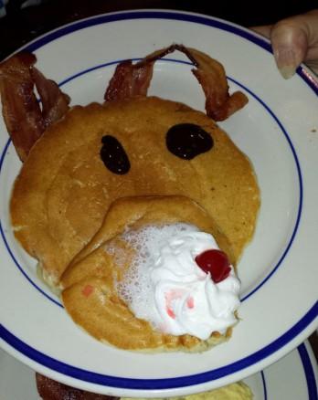 2 Reindeer.....